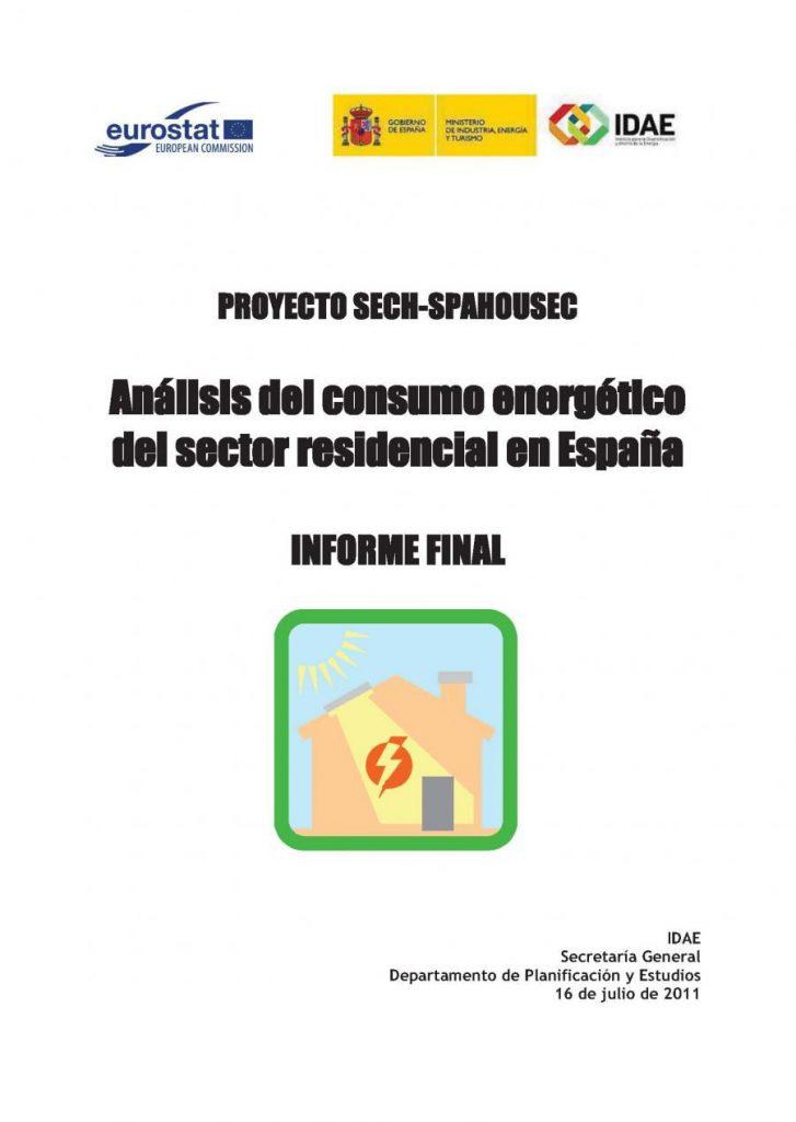 analisis-consumo-energetico-sector-residencial-espana-Proyecto-Sech-Spahousec