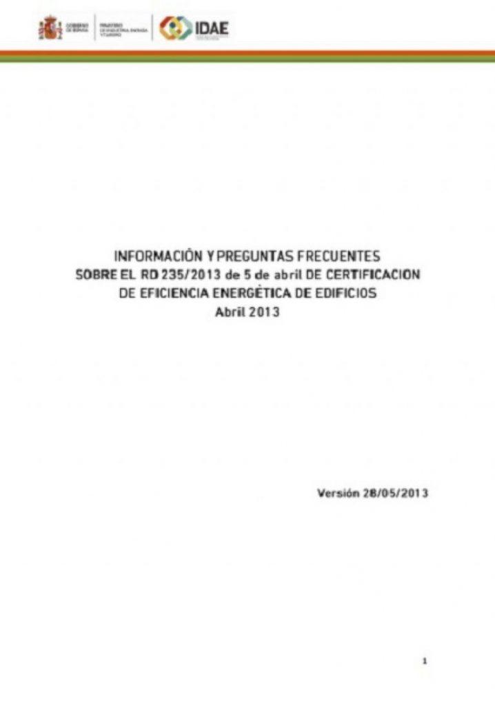Informacion-Preguntas-Frecuentes-RD-235-2013-Certificacion