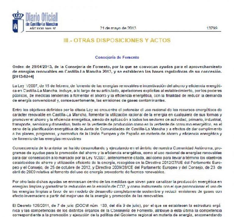 Ayudas-Subvenciones-Mejorar-eficiencia-Energetica-Castilla-La-Mancha