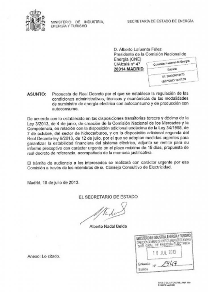 Proyecto-RD-Regula-Suministro-Energia-Electrica-Autoconsumo