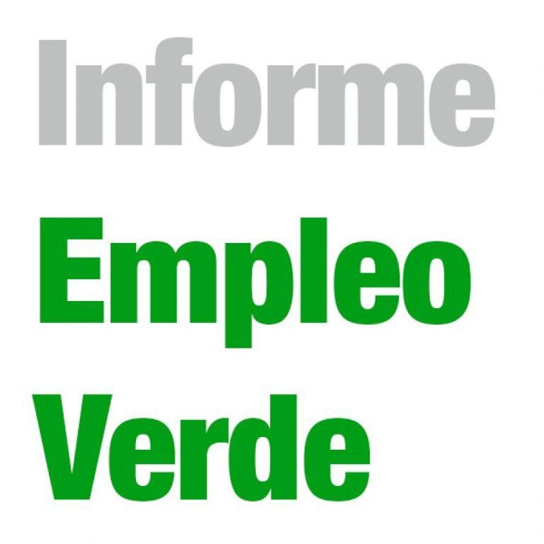 informe-empleo-verde-economia-sostenible