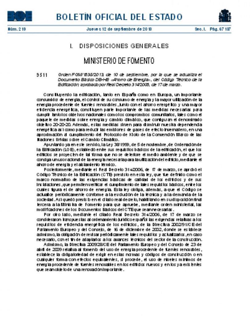 Documento-Basico DB-HE-Ahorro-Energia-CTE