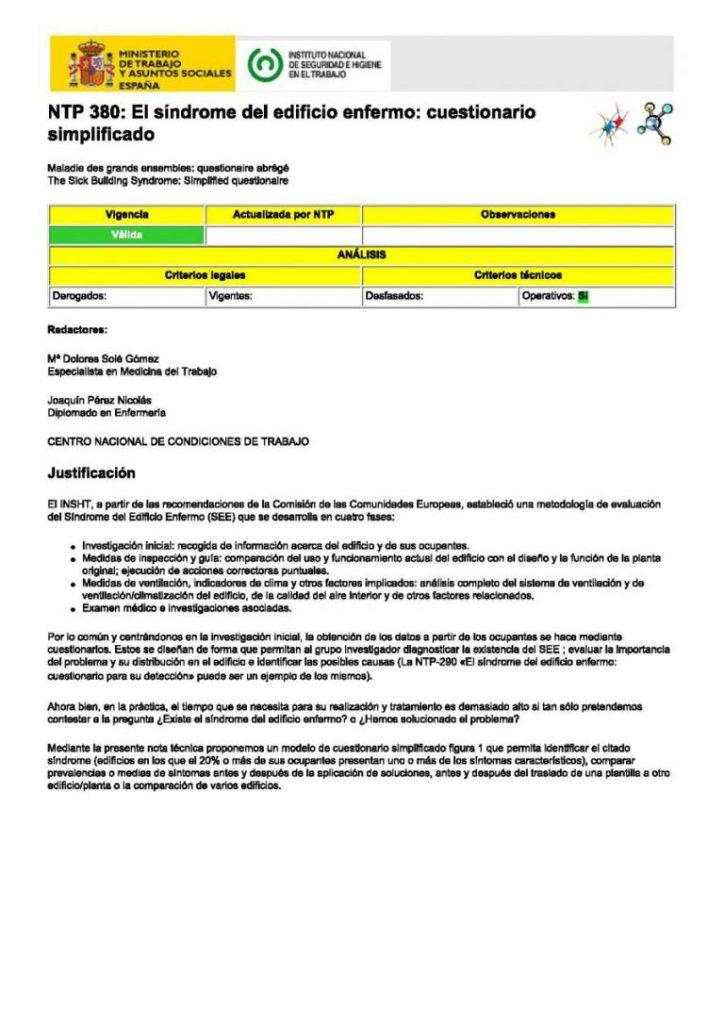 cuestionario-sindrome-edificio-enfermo