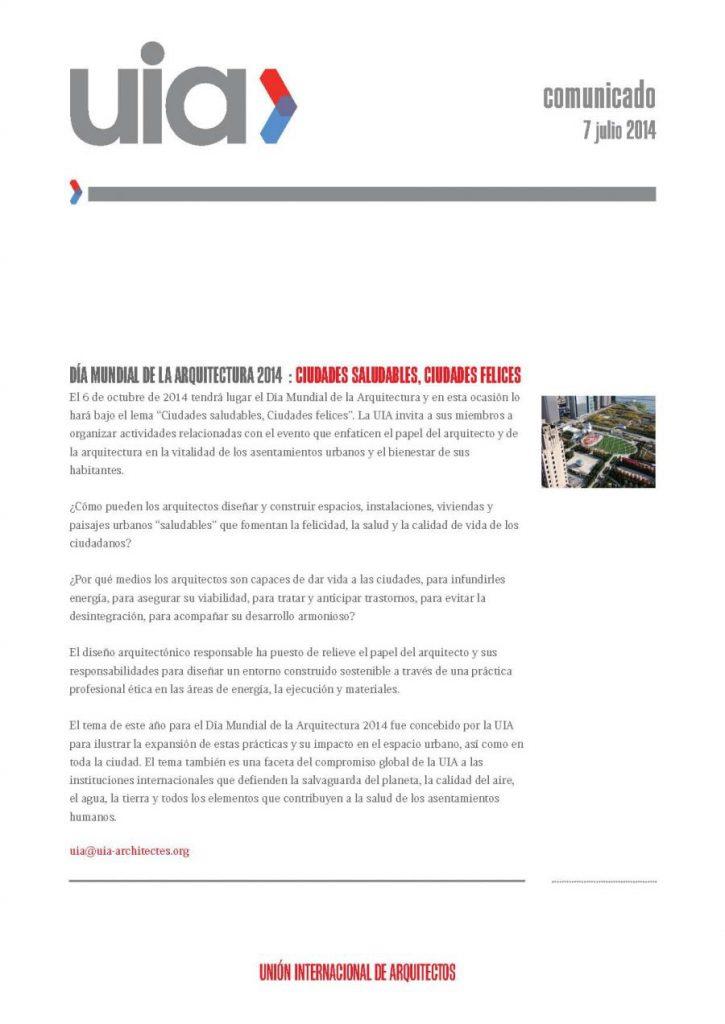 Comunicado-dia-mundial-arquitectura-2014-uia