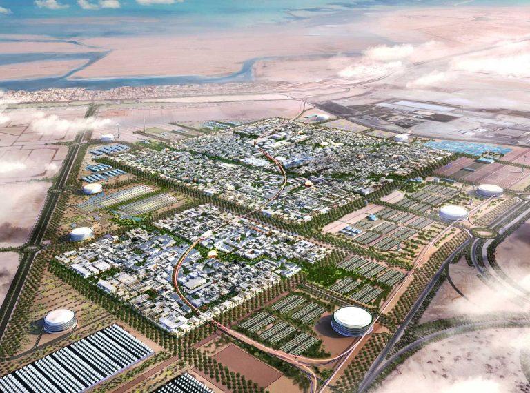Masdar-City-arquitectura-sustentable