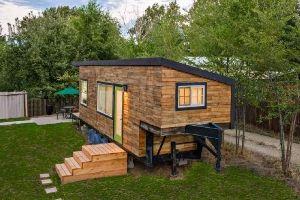 Sabías Que Puedes Construir Tu Propia Casa Con Palets De Madera Inarquia
