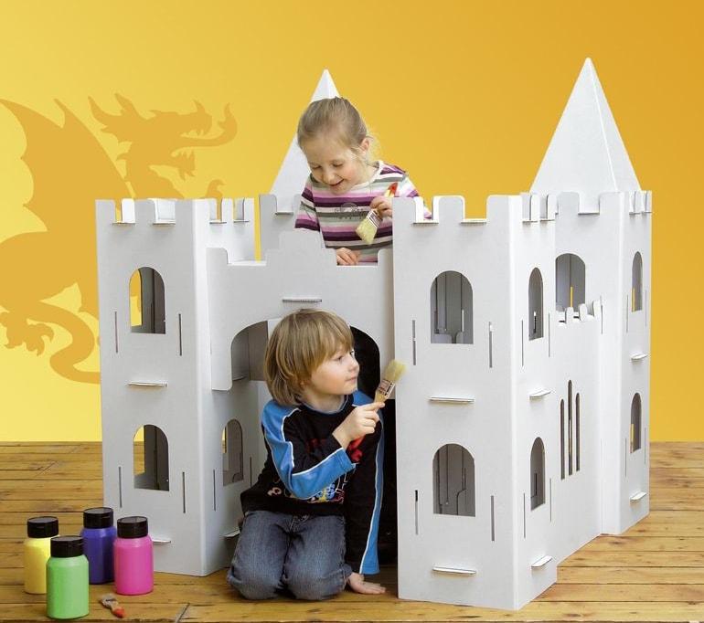 casa-carton-castillo