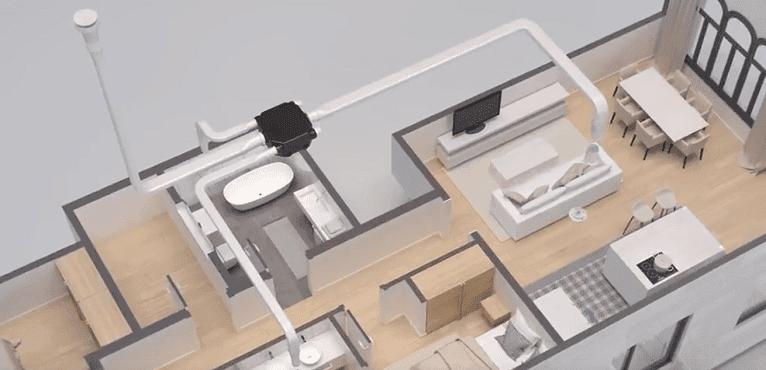 ventilacion-mecanica-doble-flujo-recuperador-calor
