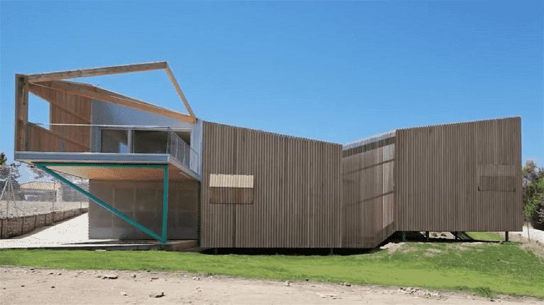 casa-prefabricada-madera-moderna-espana