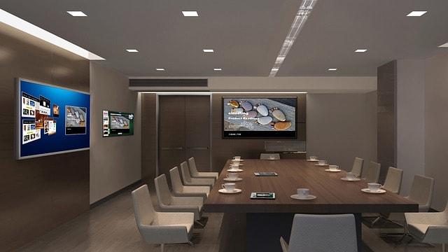 iluminacion-led-oficina