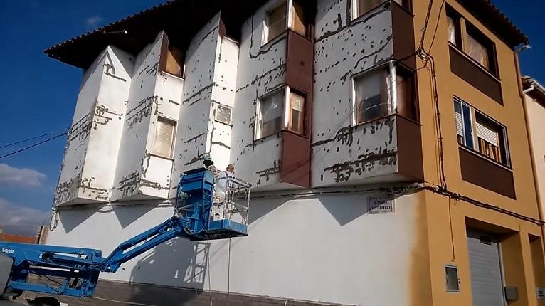 corcho-proyectado-rehabilitacion-fachada-material-sostenible
