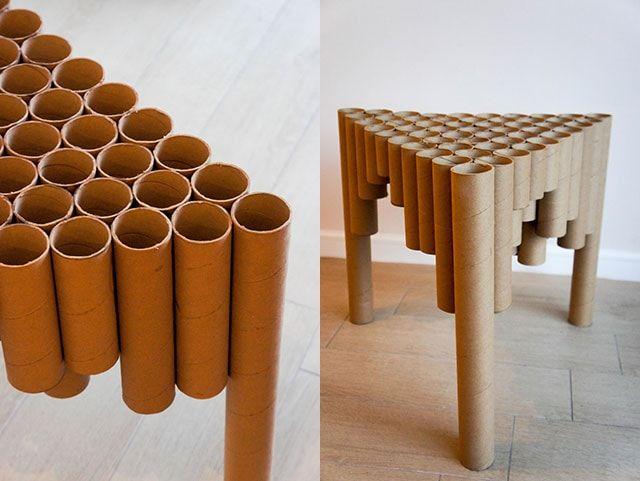 reciclado-carton-ecologico-muebles