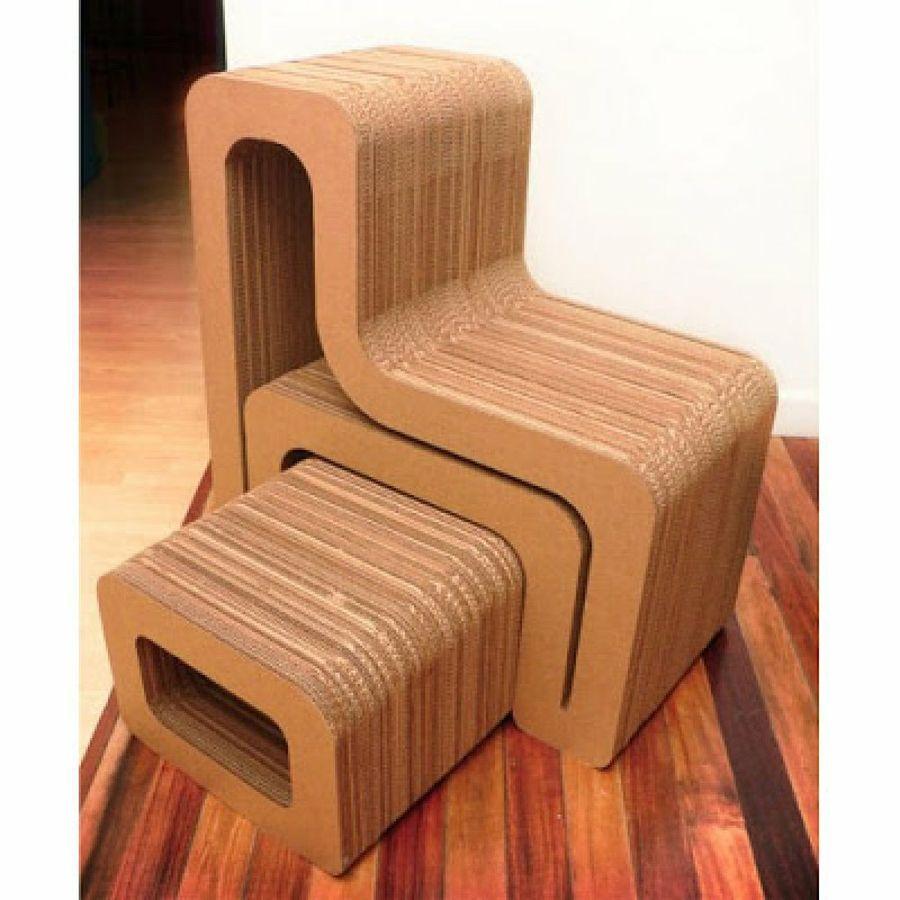 reciclado-ecologico-carton-muebles