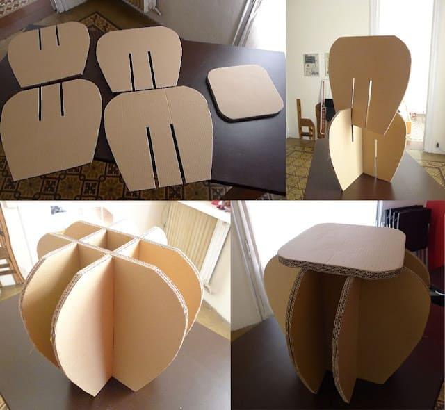 silla-carton-ecologico-sostenible