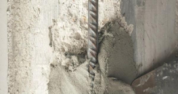 pared - Reparación de hormigón