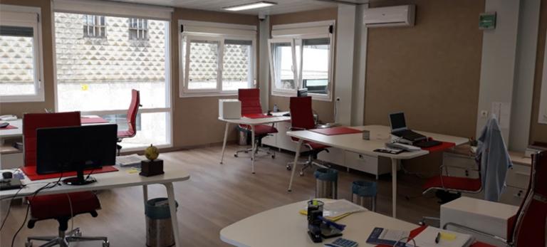 Módulos Prefabricados para Oficinas