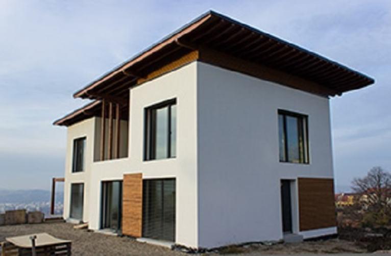 La imagen tiene un atributo ALT vacío; su nombre de archivo es casa-pasiva-prefabricada-madera-barata.jpg