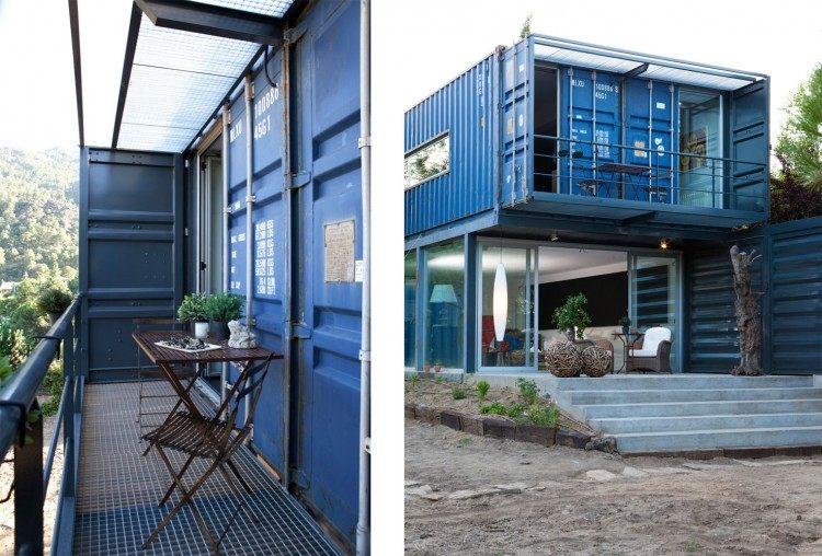 fachada-porche-casa-contenedor-el-tiemblo