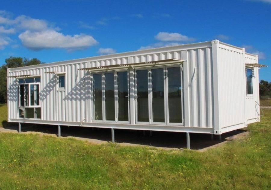 casa-contenedor-plegable-blanca