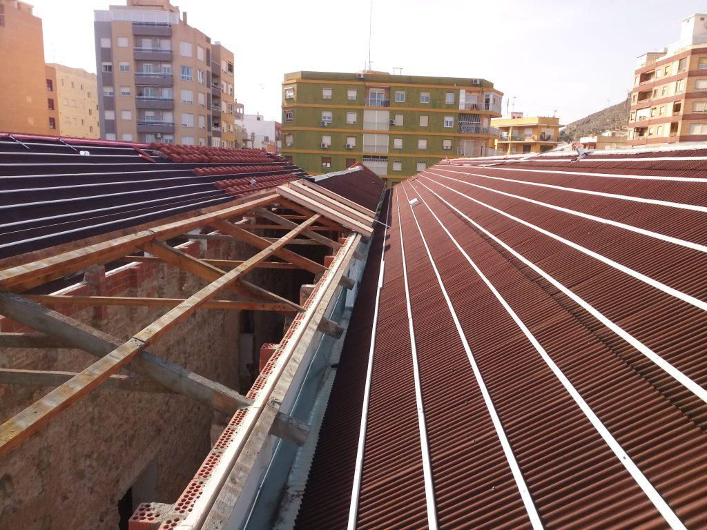 Rehabilitacion-energetica-de-cubierta-Escolaica-Cullera-impermeabilizacion