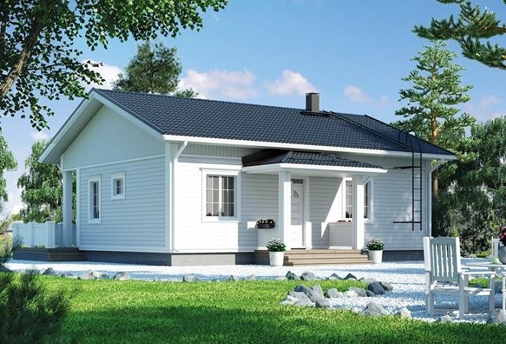casa-industrializada-norgeshus-blanca