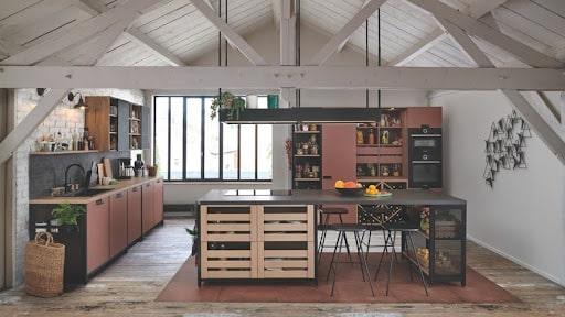 cocina-elegante-eficiente