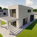Casa-i-134-vivienda-prefabricada-acceso